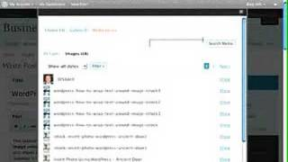 WordPress Tutorial - Use Text Widget to Customize Sidebar 2