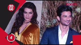 Sushant Recommends Kriti For His Film | Anushka Shrama Can