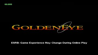 Half Hour of GoldenEye 007 XBLA Gameplay