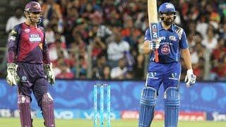 RPS vs MI, IPL 2016: Mumbai Indians won by 8 wickets