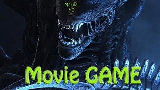 Aliens vs Predator 3 - Historia Alien ( La pelicula Full español ) HD 1080p ᴴᴰ ( Movie Game )