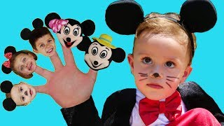 Finger Family Collection -  Finger Family Songs - Daddy Finger Nursery Rhymes