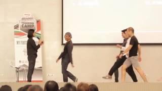 ทฤษฎี Form Run 10 ท่าสนุกๆ โดย Meiji High Protein Training Camp