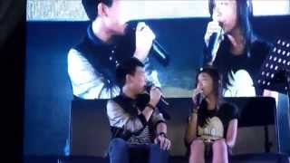 DARREN ESPANTO DUET with a girl Forever's not enough