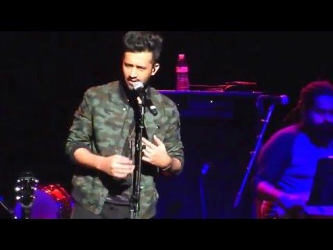 Tajdar E Haram - Atif Aslam Live in Chicago
