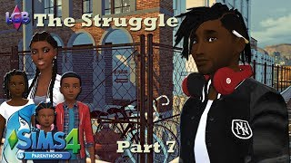 The Sims 4: The Struggle Part 7 Hitting Rock Bottom