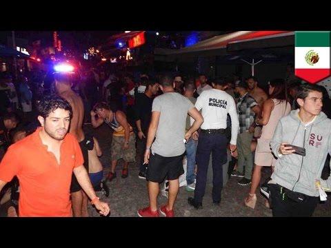 Shooting at Mexico BPM festival: 5 dead, 15 injured as gunman attacks Cancun nightclub - TomoNews