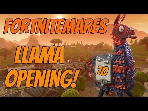 Xxx Mp4 Opening Ten Fortnitemares Llamas What Will I Get Fortnite Save The World 3gp Sex