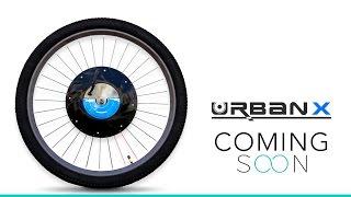 UrbanX | Convert Any Bike to an Electric Bike