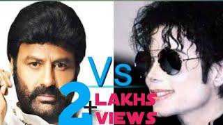 Balakrishna vs Micheal Jackson