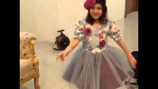 رقص بنات صغار
