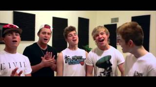 Original Boy Band Project Justin Timberlake  'MIRRORS' The Boy Band Project  Cover