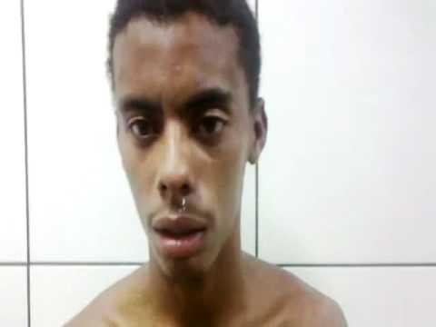 PRESO PELA POLICIA MILITAR JOVEM CONFESSA DETALHES DE ESTUPRO