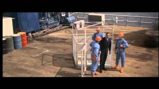 Diamonds Are Forever (1971) - Blofeld`s oil platform