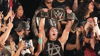 Dean Ambrose Wins The WWE Championship At  Money In The Bank 2016
