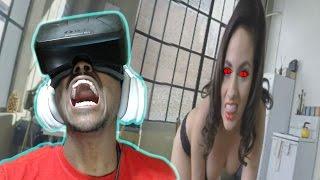 BEST VR PRANK EVER!! | OCULUS RIFT PRANK REACTION