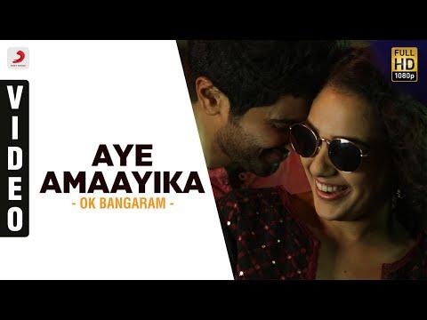 OK Bangaram - Aye Amaayika Video   A.R. Rahman, Mani Ratnam
