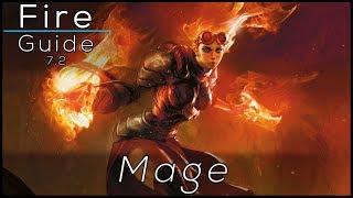 Legion - Fire Mage - Full DPS Guide 7.2 [Basics]