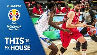 Dem.Rep. of Congo v Egypt - Highlights - FIBA Basketball World Cup 2019 - African Qualifiers