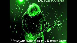 GARY MOORE - I Love You More Than You'll Never Know.