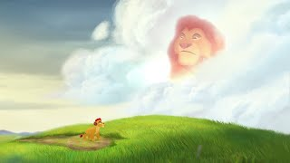 Mufasa's Advice - Can't Wait to be Queen | Lion Guard HD Clip