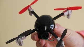 Micro Drone 2.0 Review.  First RC Micro Quadcopter With a HD Video Camera Module