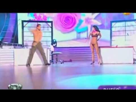 Silvina Escudero Strep dance Bailando 2010