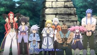 Tales of Symphonia - The United World Episode 3 ENG SUB