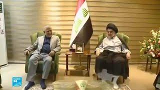 الصدر يدعو إلى ائتلاف حكومي واسع ويكثف لقاءاته في بغداد