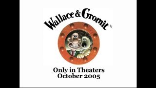 Wallace & Gromit: The Curse of the Wererabbit (2005) Making-of teaser (60fps)