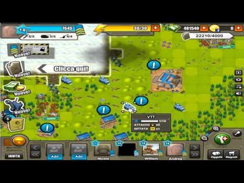 ARMY ATTACK Aumentare Energia Con Cheat Engine