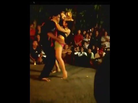 Hot dancer bungbung in Bali