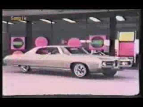1969 Pontiac Commercial