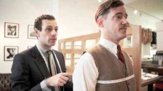 The 39 Steps - Movember chapter two
