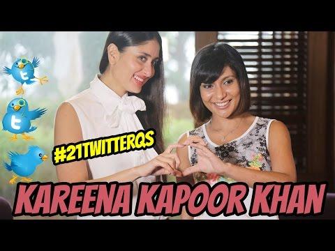 Xxx Mp4 21TwitterQs With Kareena Kapoor 3gp Sex