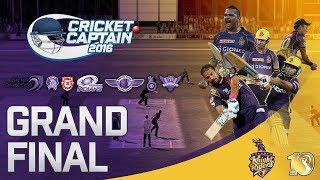 ICC 2016   KOLKATA KNIGHT RIDERS IPL   GRAND FINAL (KKR VS KXIP)