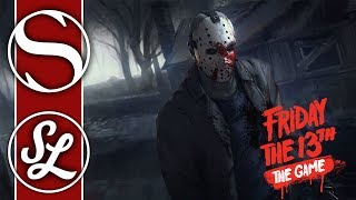 Friday The 13th Full Game Gameplay Multiplayer Part 3