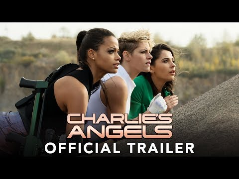 CHARLIE S ANGELS Official Trailer HD