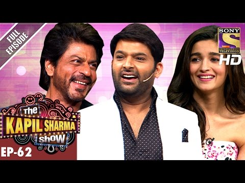 The Kapil Sharma Show - दी कपिल शर्मा शो-Ep-62-Shahrukh And Alia In Kapil's Show–26th Nov 2016