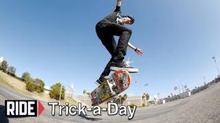 How-To Skateboarding: Nollie Backside Flip with Spencer Nuzzi