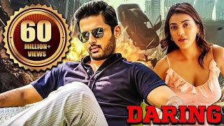 Daring (2016) Full Hindi Dubbed Movie | Nitin, Kajal Agarwal | Nitin Movies Dubbed in Hindi