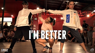 Missy Elliott - I'm Better ft Lamb - Willdabeast Adams Choreography @MissyElliott @TimMilgram