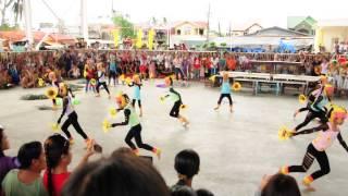 Lamao Elementary School Street Dancing - August 15, 2013
