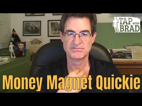 Xxx Mp4 Money Magnet Quickie Tapping With Brad Yates 3gp Sex