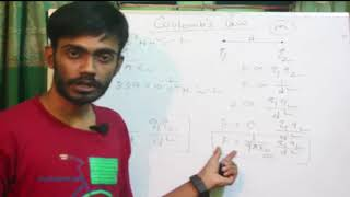 Coulomb's Law | কুলম্বের সূত্র | Statical Electricity | HSC Physics BanglaTutorial