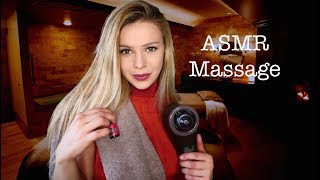 ASMR Full Body Massage Role Play