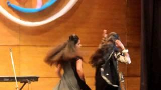 Bahara Dance Performance By Moushumi & Naima  -UAP CE RAG (28th batch)