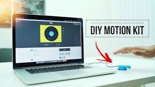 DIY Turn Motion into Code: Kano Motion KIT Sensor