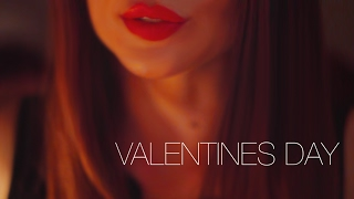 Valentine's Day ♥ Kisses in Bed & Oil Massage