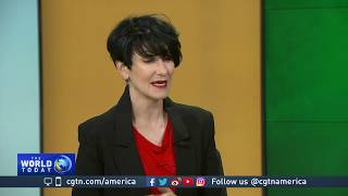 Dorothy Parvaz on Iran breaching nuclear deal